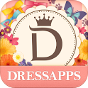 kawaii search widget DRESSAPPS icon