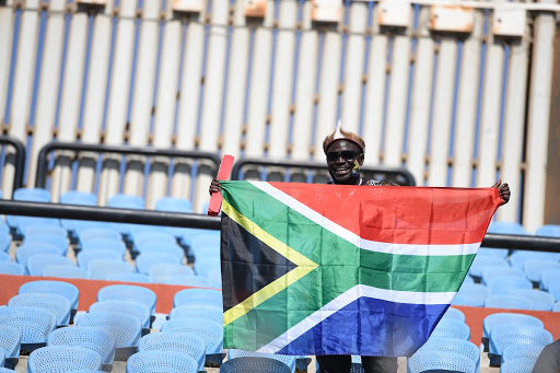 MNINAWA NTLOKO: Yes, I'm a sports writer, but I am also an outraged South African