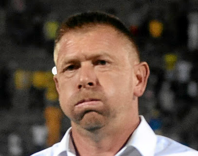 Eric Tinkler.   Picture: SUPPLIED