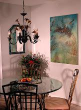 Photo: livia/painting/Roman Art/  3ft.x4ft./ Will Wieber