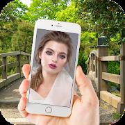 mobile photo frame