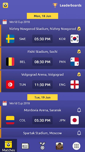 Sportsie: World Cup Predictions & Win FREE Prizes by Mastermind