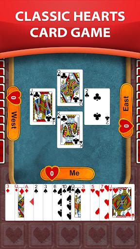 Hearts - Deal and Play! 1.0.6 screenshots 1