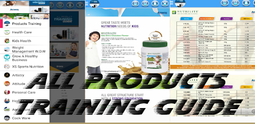 amway all product training guide pdf