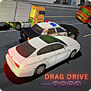 Drag Drive : Traffic Zone
