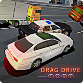 Drag Drive : Traffic Zone of City Traffic Racer 17