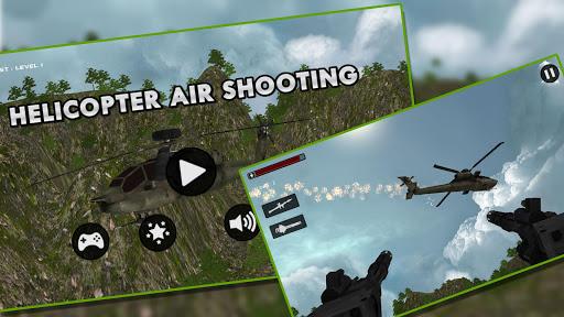 건쉽 헬기 공습:헬리콥터:스트라이크:Air Battle