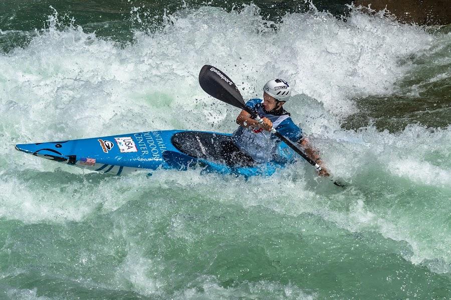 Nice by Mike Watts - Sports & Fitness Watersports ( canoe, kayak, whitewater )