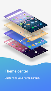 Joy launcher - Live wallpaper Screenshot