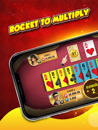 Rummy World screenshot 2