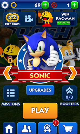 Sonic Dash 3.8.2.Go screenshots 6