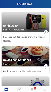 Nokia mobile Tribe - náhled