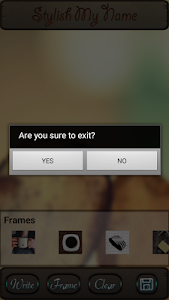Stylish Name Maker Frames screenshot 4