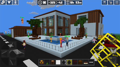 Multicraft with skins export to Minecraft 2.11.3 24