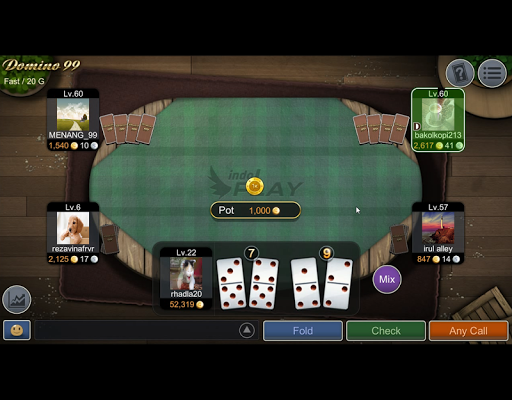 NEW Mango Domino 99 - QiuQiu  gameplay | by HackJr.Pw 7