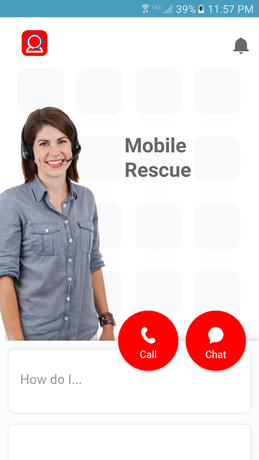 Mobile Rescue for Virgin Media- screenshot