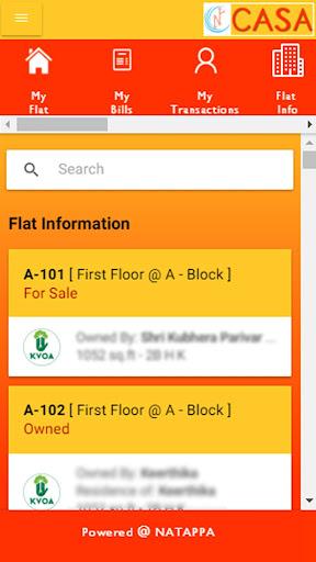 CASA for Kubhera Vistas Owners Association (KVOA).  screenshots 4
