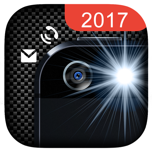 Auto Flash On Call & Sms 2017