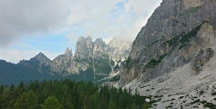 Photo: Dall'Alta Via delle Dolomiti nr.1, Moiazza lato sud