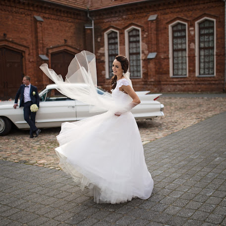 Fotógrafo de bodas Sandra Patapiene (Fotoidile). Foto del 16.01.2018