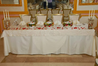 Photo: Булчинската маса на Таня и Росен-изящество и стил в зала Дива Августа, Вила Марциана!