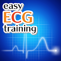 easy ECG training icon