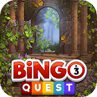 Bingo Quest - Summer Garden Adventure icon