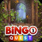 Bingo Quest - Aventura del Jardín Veraniego icon