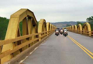 Photo: Znaleźliśmy tylko most.