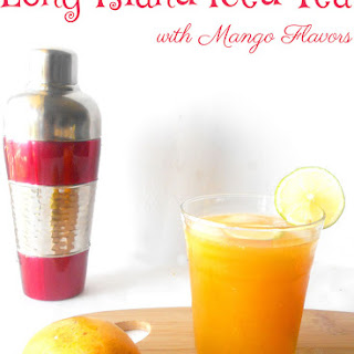 Long Island Iced Tea (Mango Flavored) Recipe
