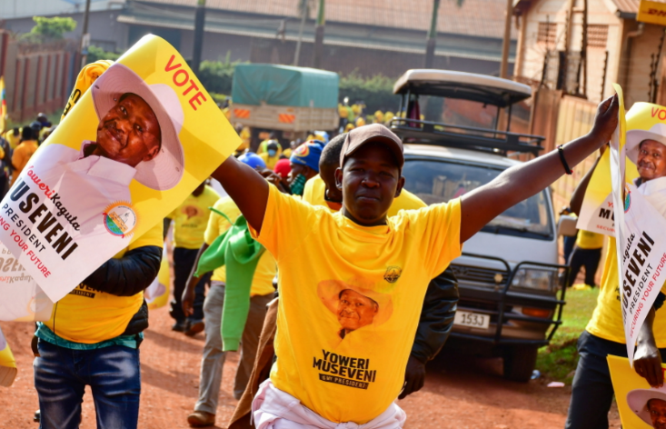 Uganda's Museveni wins sixth term, rival alleges fraud