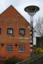 Photo: The Maltings was a rather magical venue I must say...