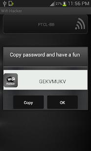 Free Wifi Hacker Prank screenshot