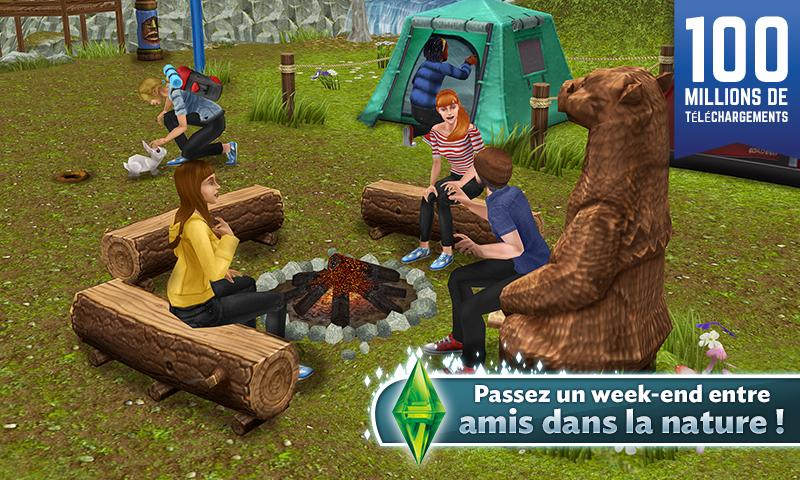 Les Sims™  FreePlay - screenshot