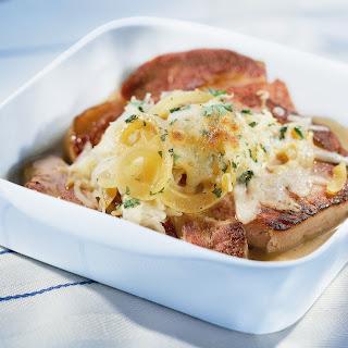 Selchfleisch mit Sauerkraut