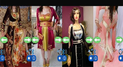 قنادر وفساتين الاعراس 2016