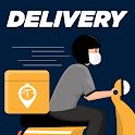 Tozata Food Delivery Partner icon