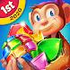 宝石クラッシュ - 無料マッチ3宝石ゲーム
