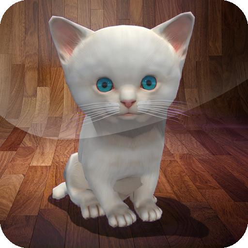 Live Kitten Tom Survival AR 3D