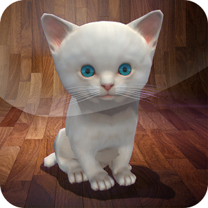 Live Kitten Tom Survival AR 3D for PC and MAC