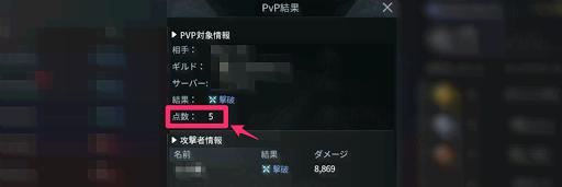 PvP点数