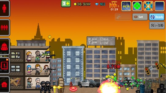100 DAYS Zombie Invasion MOD (Unlimited Currency) 3