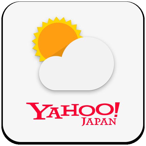 天气のYahoo!天気 雨雲の接近や花粉の動きがわかる予報情報無料 LOGO-記事Game