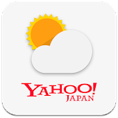 Yahoo!天気 雨雲の接近や台風進路がわかる天気予報アプリ