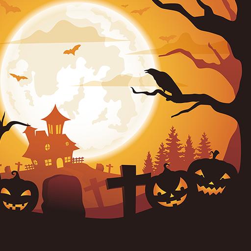 Halloween Costume Party: Photo scare prank maker Icon