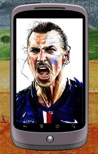 Zlatan Ibrahimovic Wallpaper - náhled