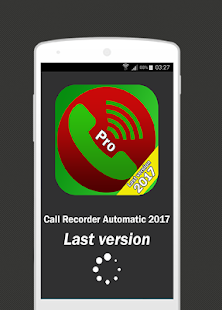 Download Call Recorder Automatic 2017 For PC Windows and Mac apk screenshot 1
