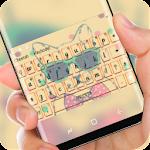 Freestyle Gato Keyboard Wallpaper Icon
