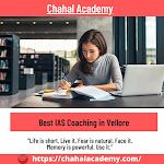 Best IAS Coaching in Vellore - Chahal Academy