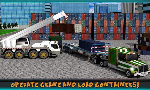 Cargo Transportation Truck